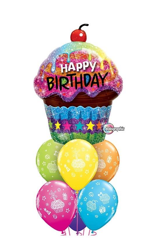 Any Birthday Funky Balloons Adelaide SA Balloon Gift